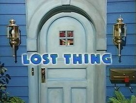 124 Lost Thing