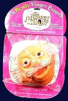 Bendy finger puppet waldorf