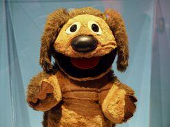 Mopop rowlf puppet