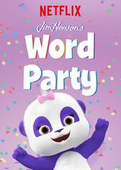 Netflix - WordParty