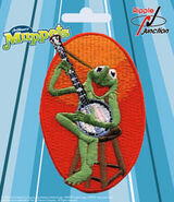 Ripple junction patch 2003 kermit banjo