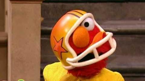 Sesame Street Elmo And The NY Jets