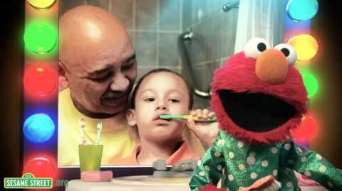 Sesame Street Healthy Teeth, Healthy Me Brushy Brush PSA