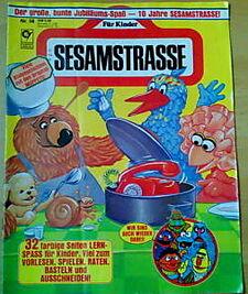 Sesamstrasse58