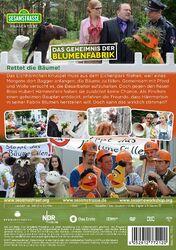 Sesamstrasse präsentiert- Das Geheimnis der Blumenfabrik DVD (2017-10-27) back