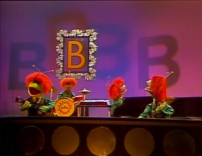 Letter B Muppet Wiki