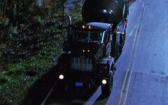 Bobo drive cement truck