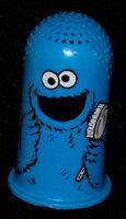 Fuzzy pumper cookie monster