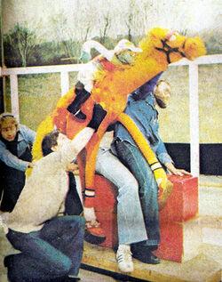 Muppet sports bts