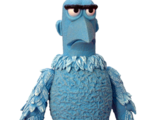 Sam the Eagle Action Figure