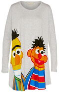 Peter alexander sesame bert and ernie sleep tee