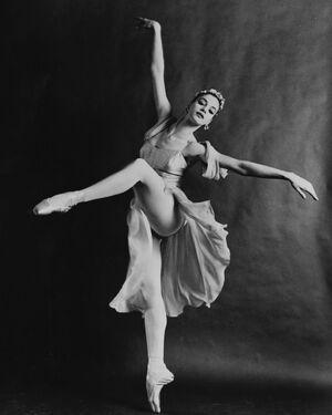 Suzanne Farrell 1977