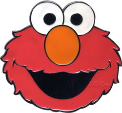 Beltbuckle-elmo