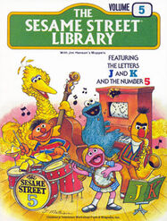 The Sesame Street Library Volume 5