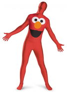 Disguise 2016 bodysuit costume elmo