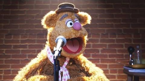 Fozzie's Bear-ly Funny Fridays 18 Fozzie Bear Jokes The Muppets