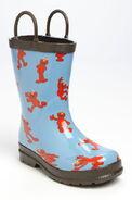 Hatley 2012 boots elmo