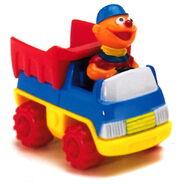 Matchbox ernie's dump truck