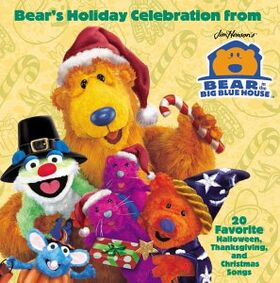 bear 39 s holiday celebration muppet wiki fandom powered. Black Bedroom Furniture Sets. Home Design Ideas