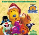 Bear's Holiday Celebration