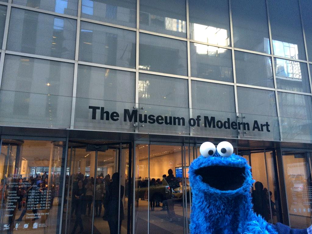 Museum of Modern Art | Muppet Wiki | FANDOM powered by Wikia