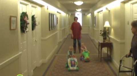Sesame Street Baby Sports Walker Races