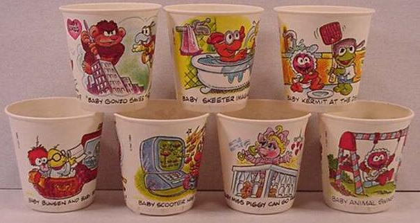 Christmas Dixie Cups