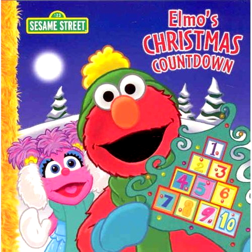 Elmo's Christmas Countdown (2008 Book)