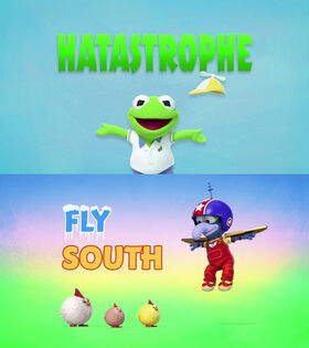 Hatastrophe - Fly South