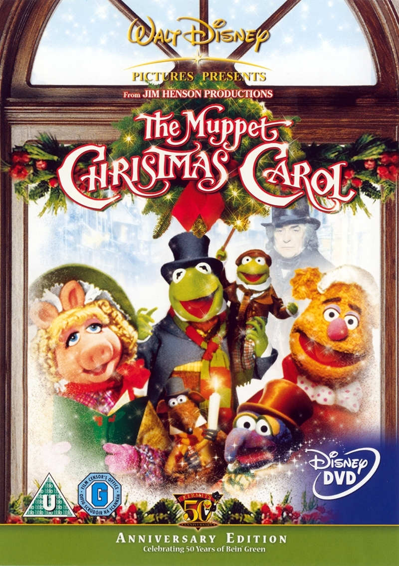 the muppet christmas carol video muppet wiki fandom powered by wikia - A Walt Disney Christmas Dvd