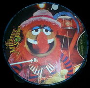 Noble cooley muppet sound tambourine