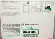 Oscar puppet booklet 2