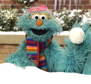 Rosita snowball