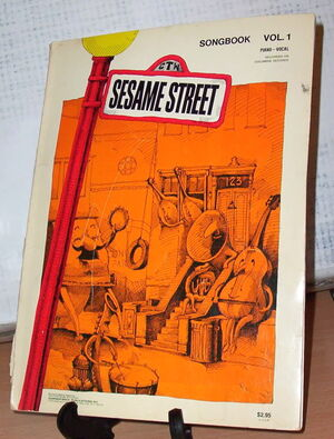 SesameStreetSongbook1