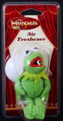 Air freshener uk kermit 1