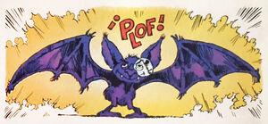 Count as bat Barrio comic
