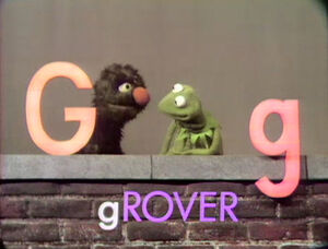 G for Grover