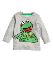 H&M-Kermit-LongsleeveShoulderButtonShirt-(Spring2013)