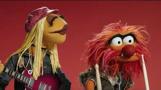 Happy World Guitar Day from Animal and Janice