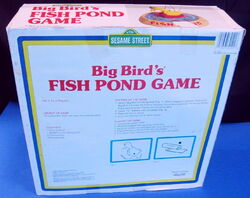 Lewco big bird's fish pond game 2