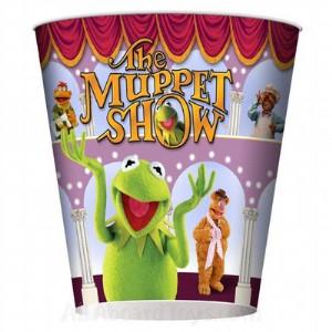 Rix tins muppet trash can
