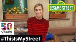 Sesame Street Memory Allison Williams