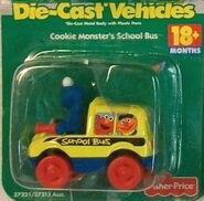 1998 cookie's school bus