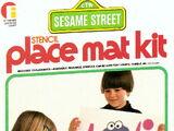 Stencil Place Mat Kit