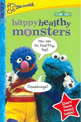 HappyHealthyMonstersBook
