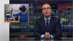 Last Week Tonight Grover