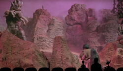 Mst3k earth's core