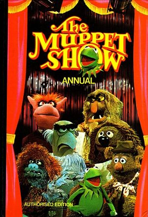 The Muppet Show Annual 1977 | Muppet Wiki | FANDOM powered