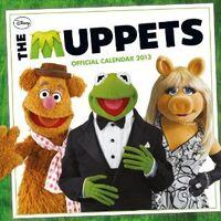 The Muppets Official Calendar 2013