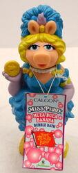 Calgon miss piggy soaky soakie muppet treasure island